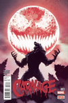 Carnage (Cletus Kasady) Halloween Cover