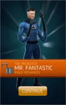 Recruit Mr. Fantastic (Reed Richards)
