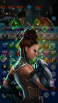Shuri (Master Engineer) Vibranium Tech