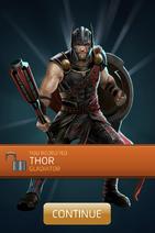 Thor (Gladiator) Recruit