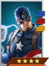 Captain America (Worthy) Enemy