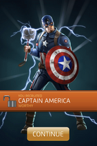 Captain America (Worthy) Recruit