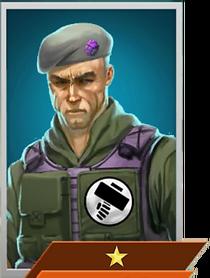 H.A.M.M.E.R Lieutenant