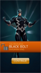 Recruit Black Bolt (Inhuman King)
