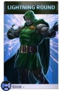 Doctor Doom Lightning Round