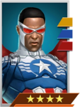 Enemy Sam Wilson (Captain America)