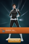 Maria Hill (S.H.I.E.L.D. Operative) Recruit