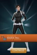 Maria Hill (S.H.I.E.L.D. Operative) Recruit