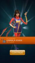 Kamala Khan (Ms. Marvel) Recruit new