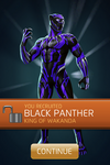 Black Panther (King of Wakanda) Recruit