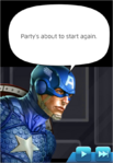 Dialogue Steve Rogers (Captain America)