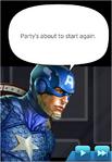 Dialogue Steve Rogers (Captain America)
