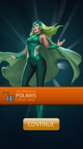 Polaris (Lorna Dane) Recruit