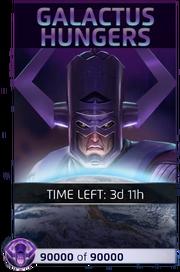 Galactus Hungers (Anniversary)