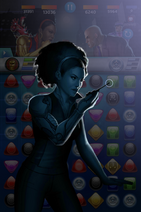 Misty Knight (Heroes for Hire) This is Control