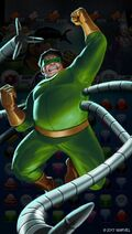 Doctor Octopus (Classic) Tentacles