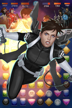 Maria Hill (S.H.I.E.L.D. Operative) Get Out Alive