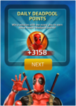 Deadpool (It's Me, Deadpool!) Deadpool Points