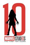 Scarlet Witch (Wanda Maximoff) Marvel Stud10s
