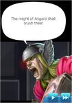 Dialogue Ragnarok (Dark Avengers)