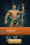 Namor (The Sub-Mariner) Recruit