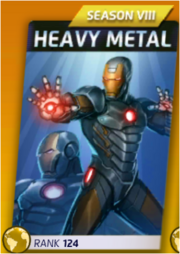 Heavy Metal (Season VIII)