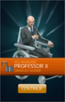 Recruit Professor X (Charles Xavier)