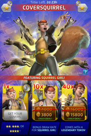 CoverSquirrel (Season XXVIII) Offer