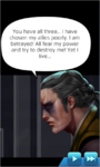 Dialogue Kaecilius (Unmerciful)