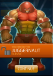 Recruit Juggernaut Classic