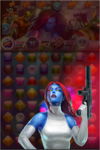 Mystique (Raven Darkholme) Shapeshift