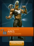 Recruit Ares Dark Avengers