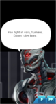Dialogue Ultron (Prime)