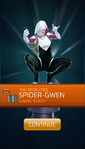 Recruit Spider-Gwen (Gwen Stacy)