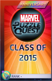Class of 2015 (2nd Anniversary)