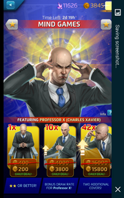 Mind Games Comic (Season XII) Offer