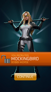 Mockingbird (Bobbi Morse) Recruit