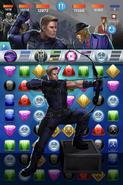 Hawkeye (Clint Barton) Full Quiver