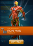 Recruit Iron Man Model 35