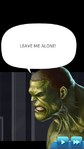 Dialogue The Hulk (Indestructible)