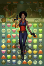 Misty Knight (Heroes for Hire) Saturday Knight Specialist