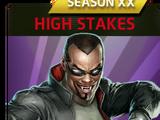 High Stakes (Season XX)