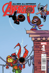Kamala Khan (Ms. Marvel) Young Cover
