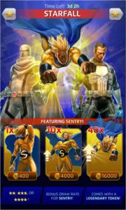 Starfall (Season XX) Offer