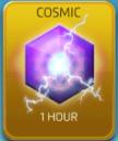 Cosmic Shield Lightning