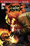 Ghost Rider (Johnny Blaze) Halloween Cover