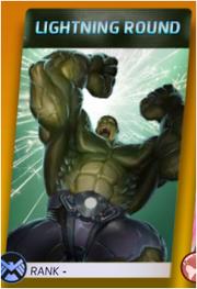 The Hulk Lightning Round