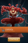 Carnage (Prophet of Knull) Recruit