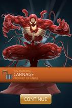 Carnage (Prophet of Knull) Recruit