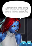 Dialogue Mystique (Raven Darkholme)